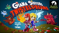Giana Sisters Comicbook