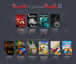 Humble PC & Android Bundle 13