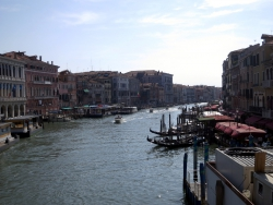 Canal Grande.