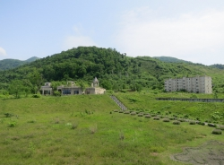Der Tōya-Nationalpark.