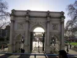 Marble Arch.