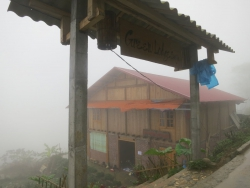 Unser Homestay: Green Lodge Sapa.